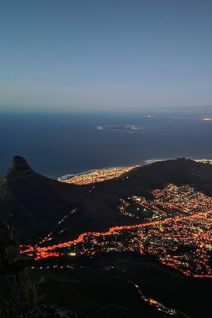 Cape Town City lights