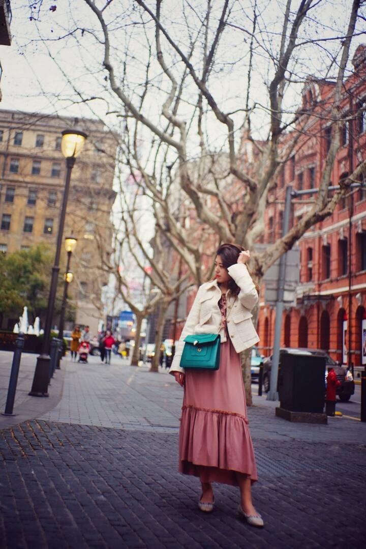 上海网红街道街拍