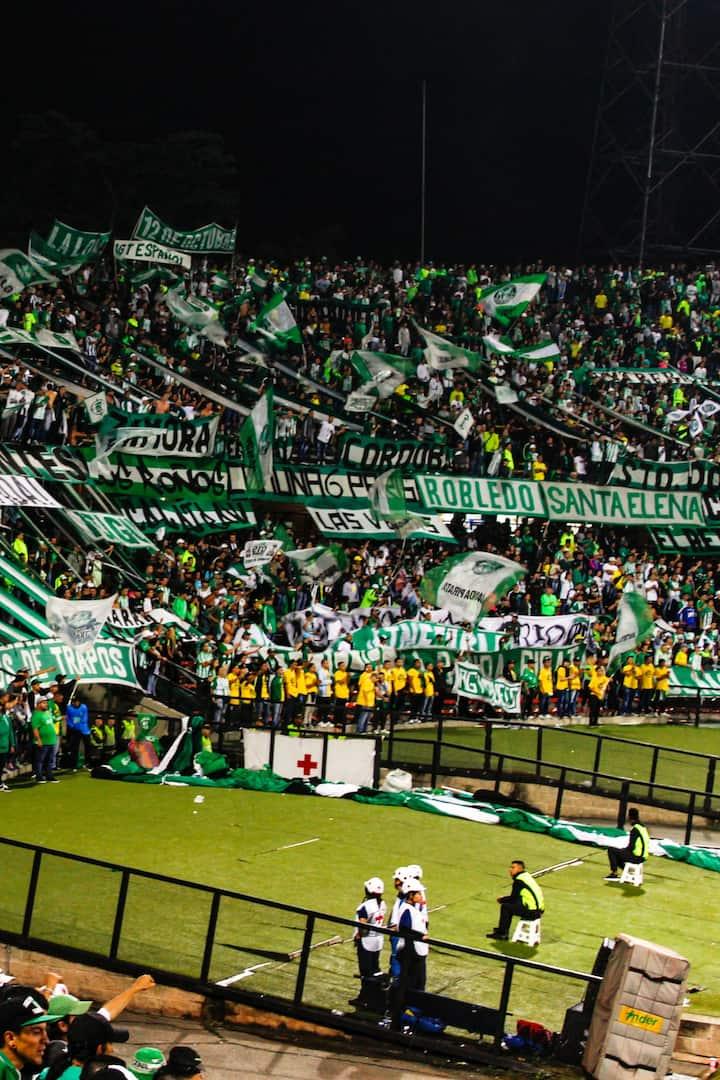 The band of Nacional