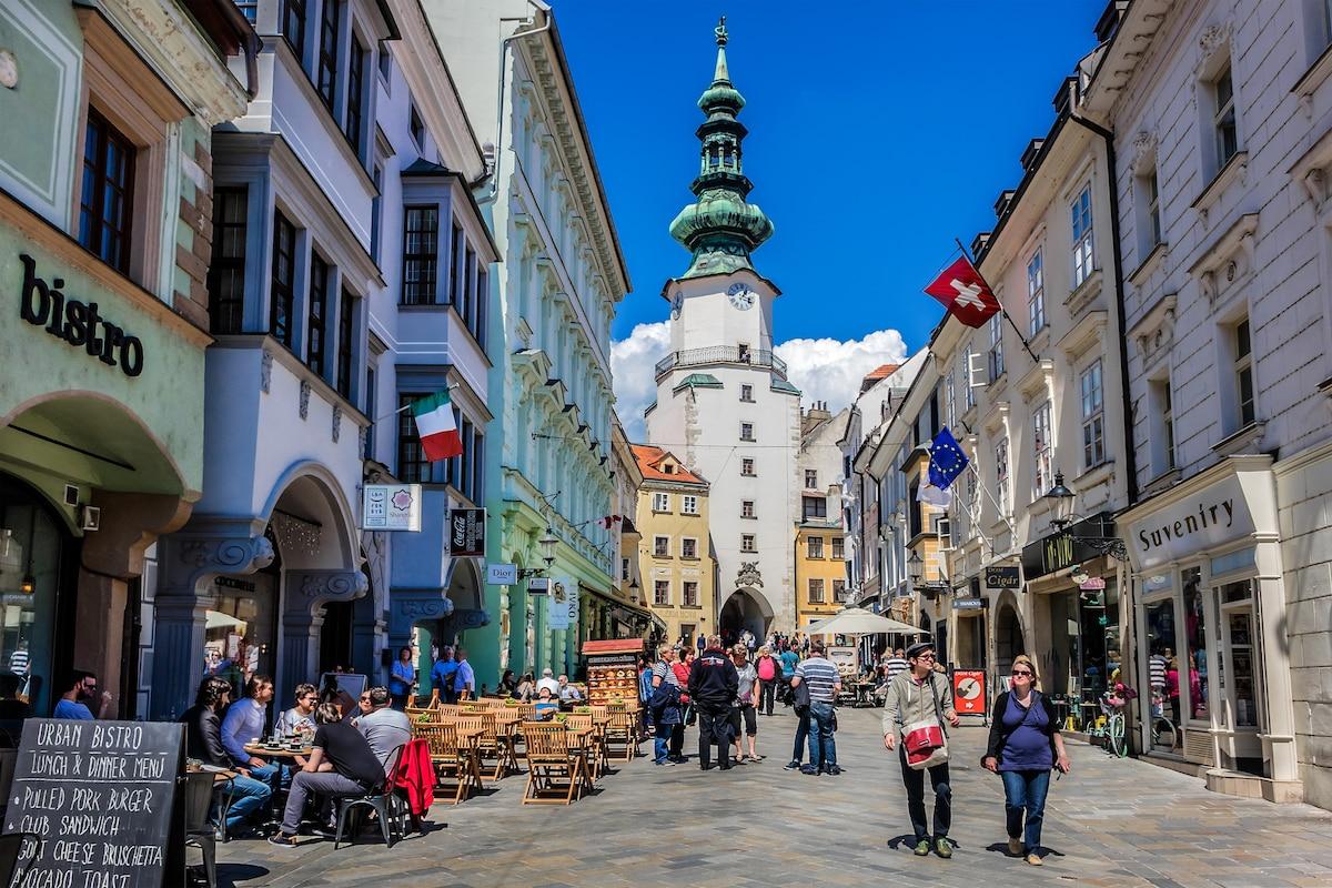 Huren bratislava Escort Bratislava