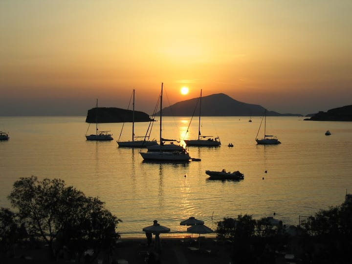 Sounio Sunset