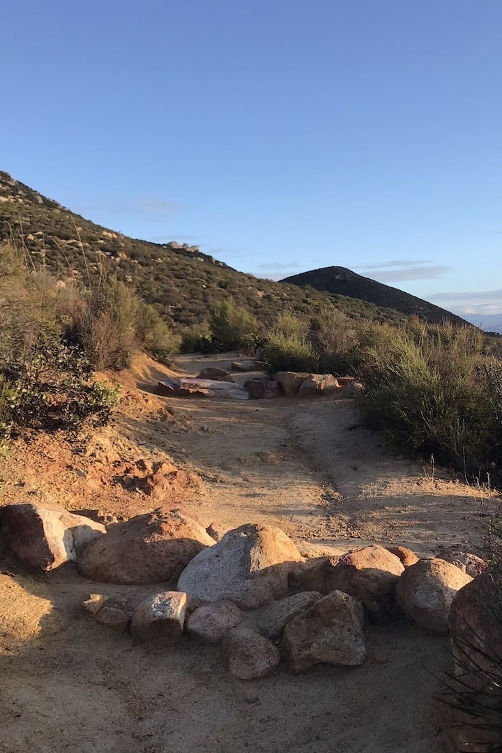 Iron Mountain Trail.