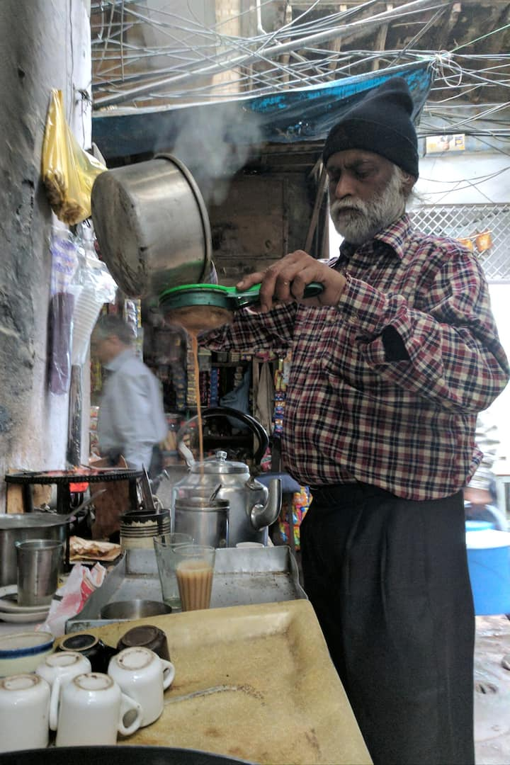 Nothing as refreshing as Hot Chai!