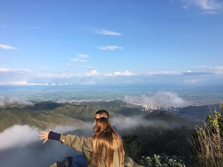 Este es nuestro destino: El cerro 2200 m