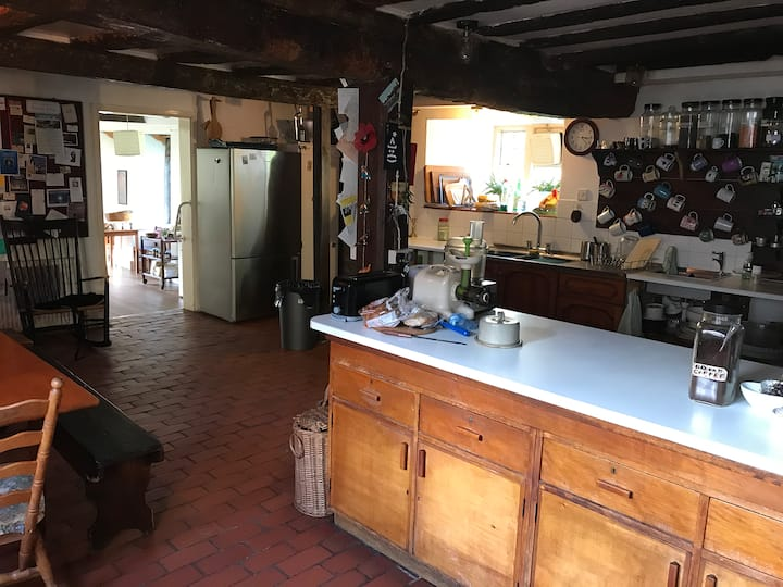 The Abbey Kitchen