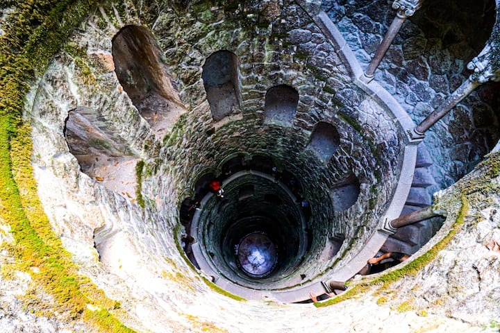 Explore the mystical Quinta da Regaleira