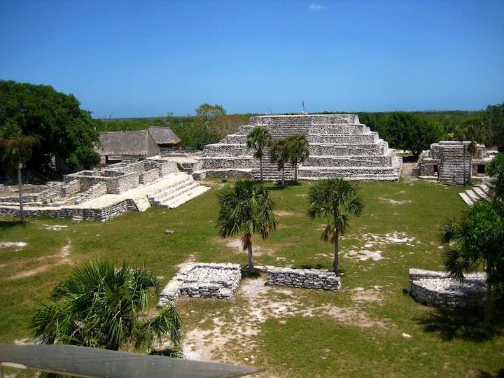 Zona arqueológica de Xcambó