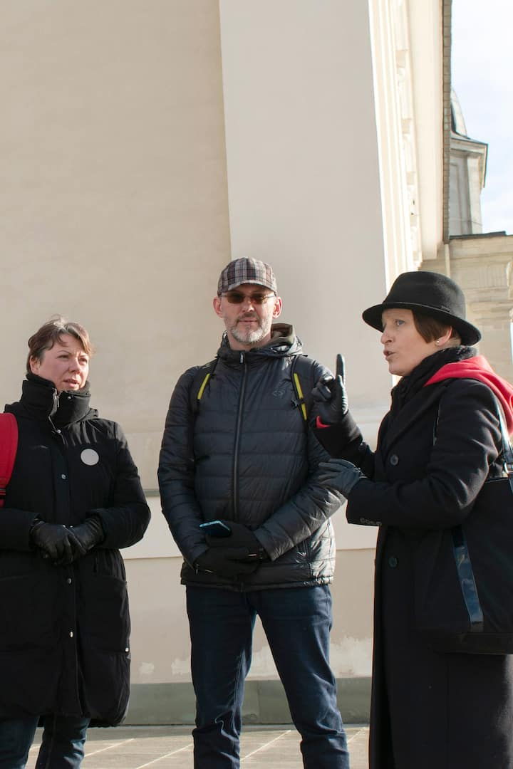 L'Chaim! experience in Vilna Jewish tour