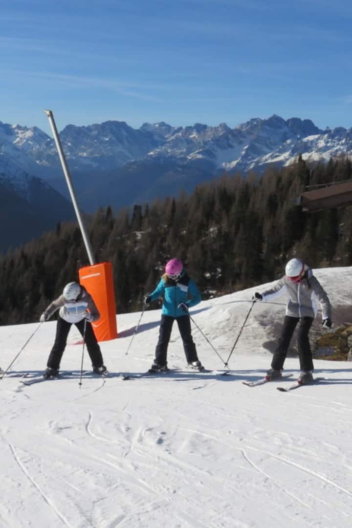 Basics - going up a slope