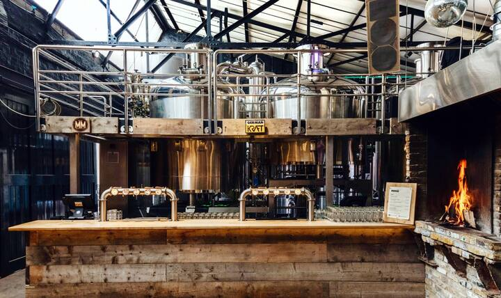 Taproom meeting location