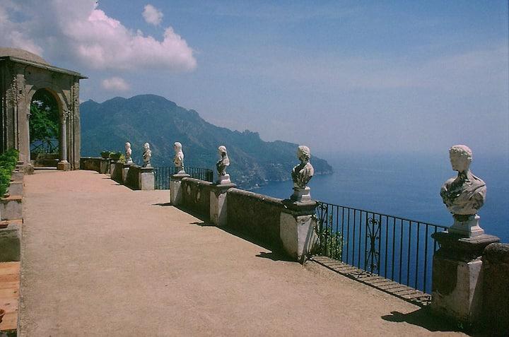Terrace of Infinity - Villa Cimbrone