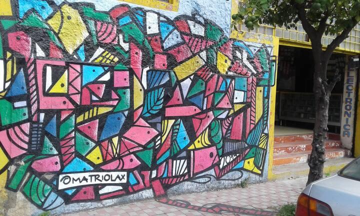 documenting local street art @matriolax