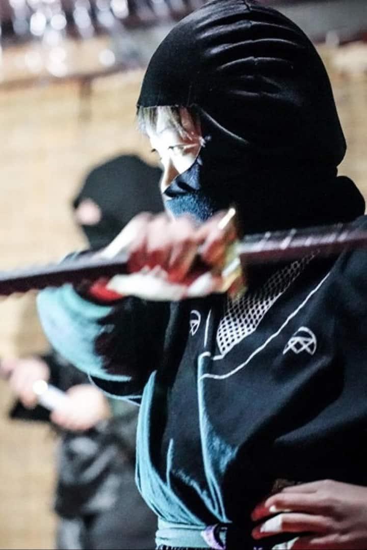 刀体験(Japanese Sword)