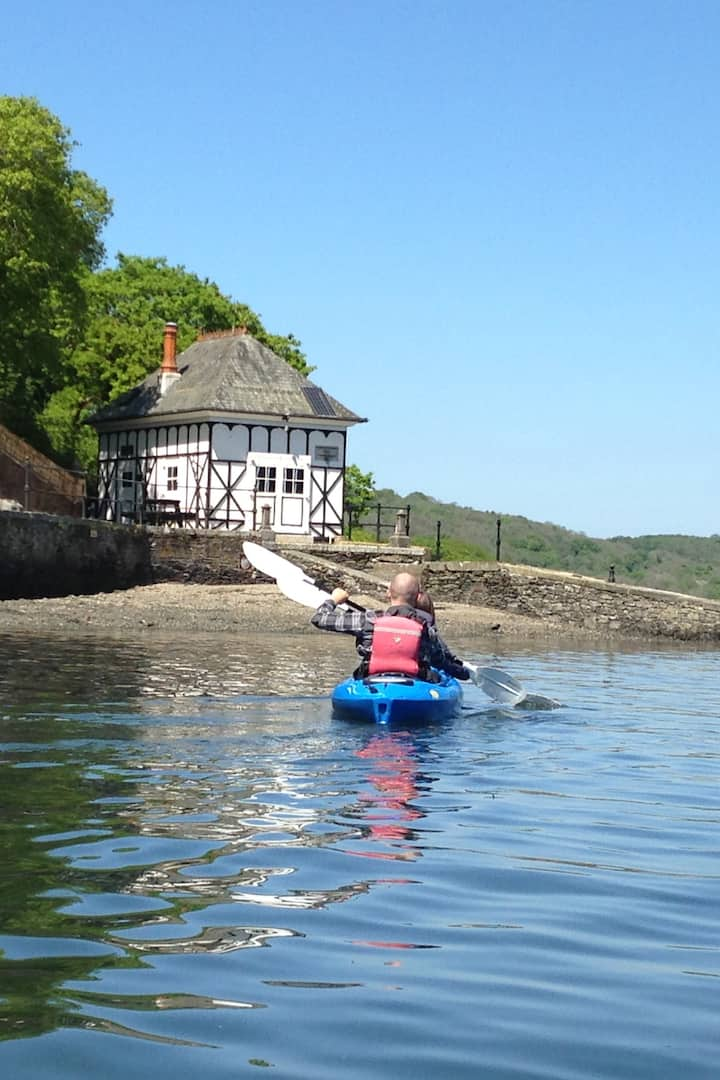 Fowey Estuary Boathouse