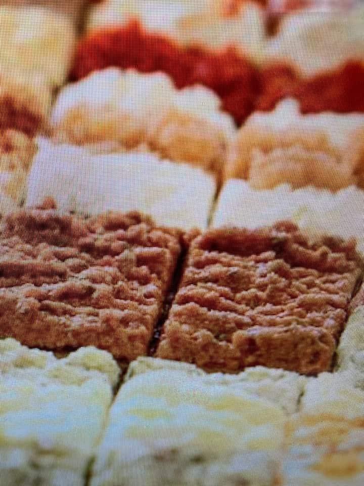 The famous Trzesniewski sandwiches