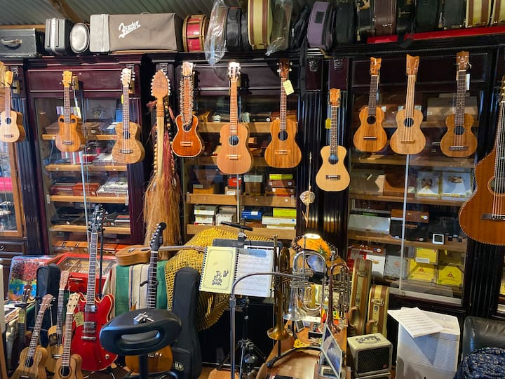 Instruments Are Available