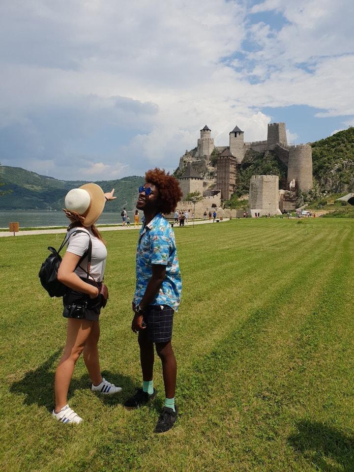 Golubac Fortress sightseeing