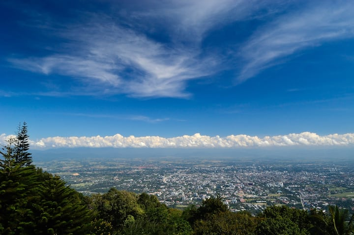 Doi Suthep view point