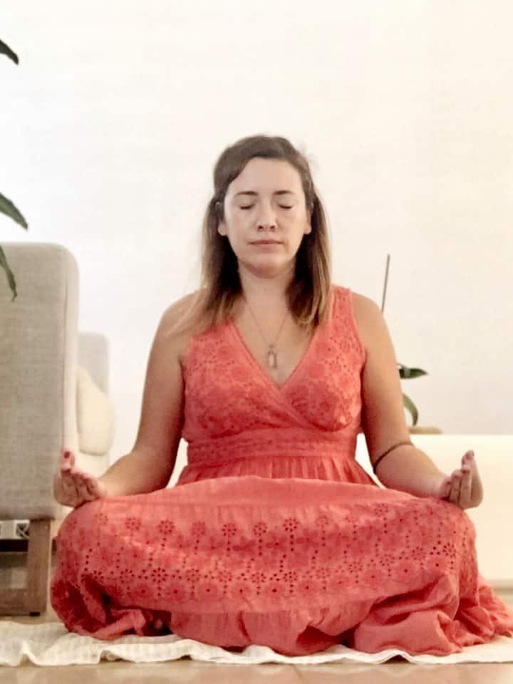 Feel inner peace