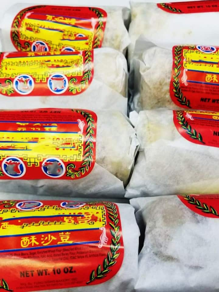 Fujianese Pastries
