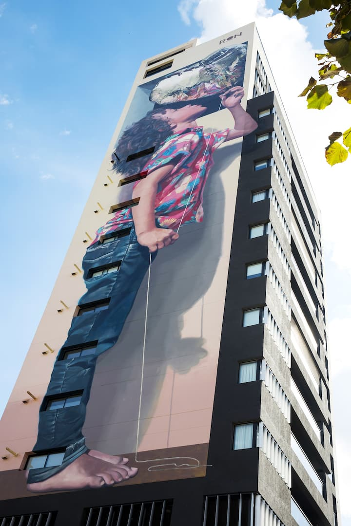 Street Art by Martin Ron