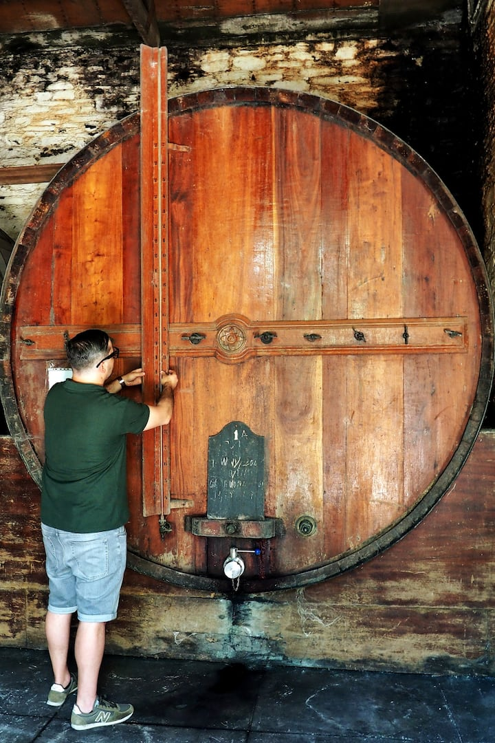 "Port Wine Vats - ""Ruby Port"""