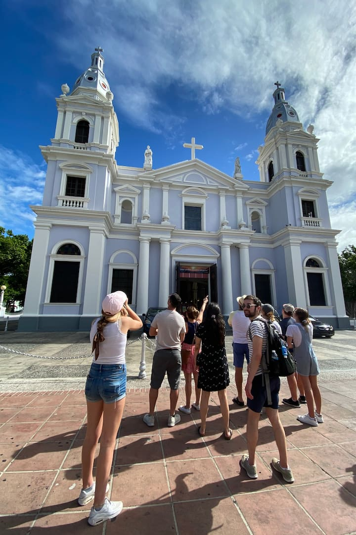 Ponce's Catedral