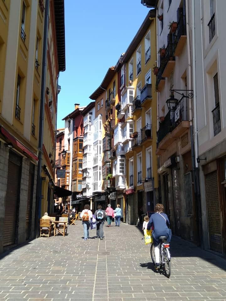 Streets of Vitoria