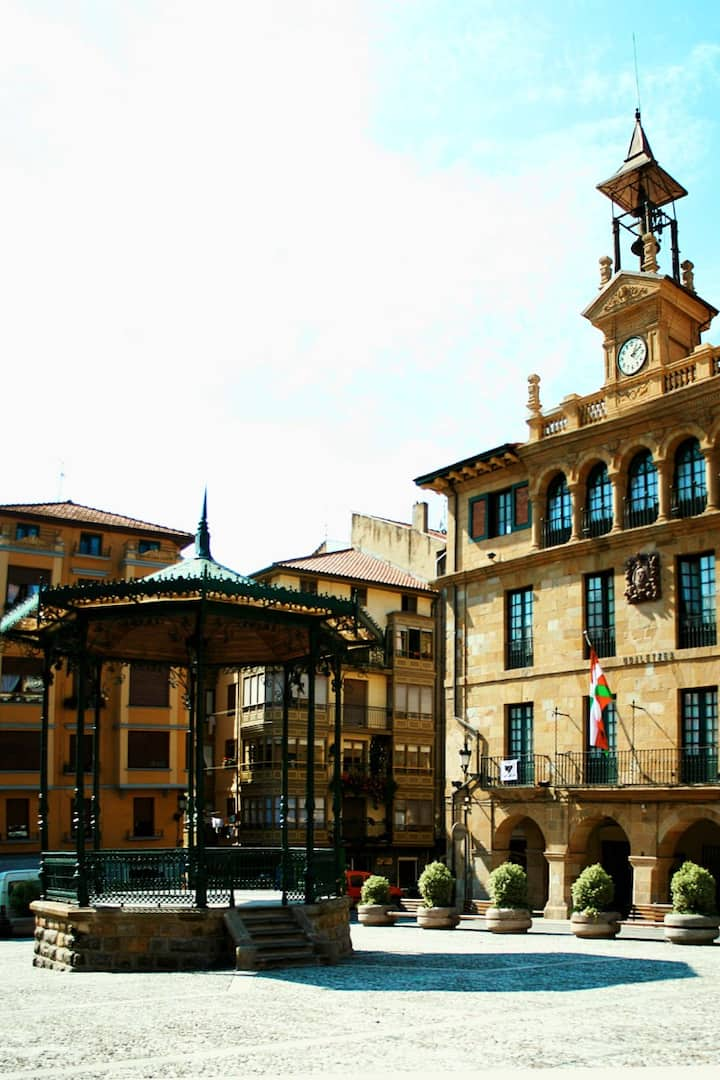 City Hall in Bermeo