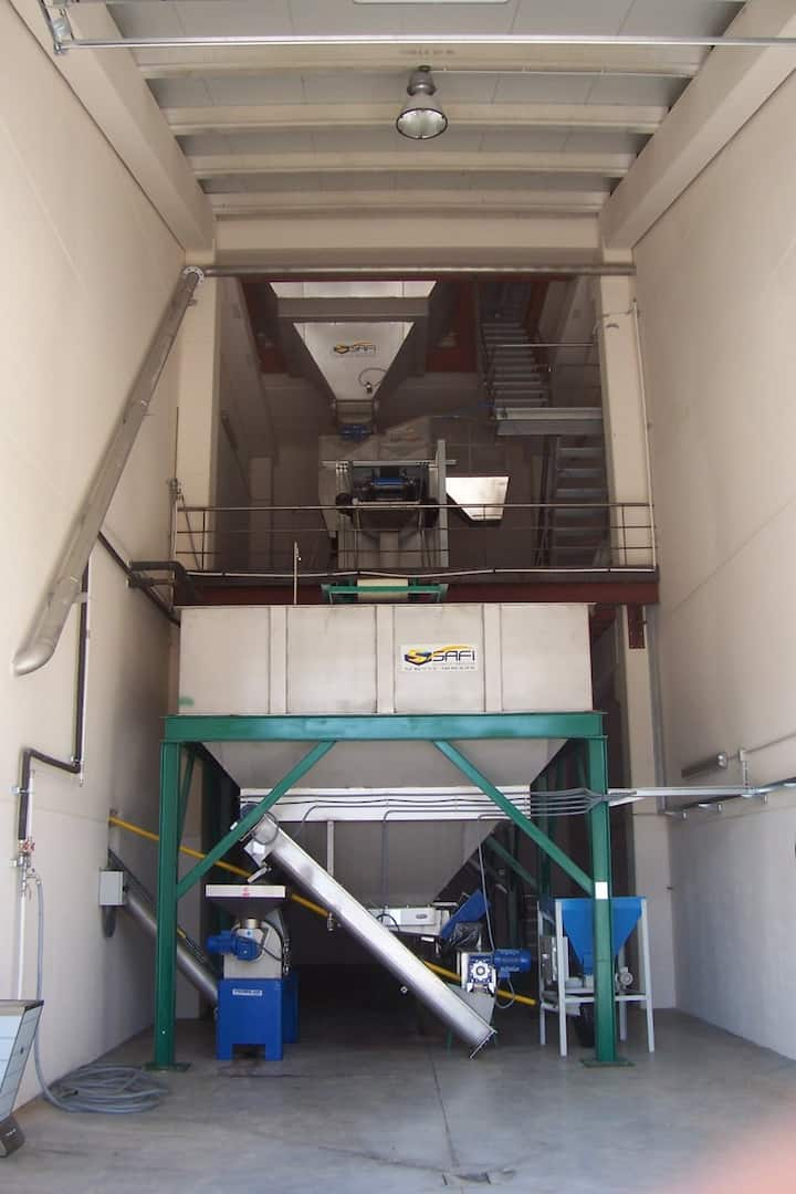 Olive oil machinery
