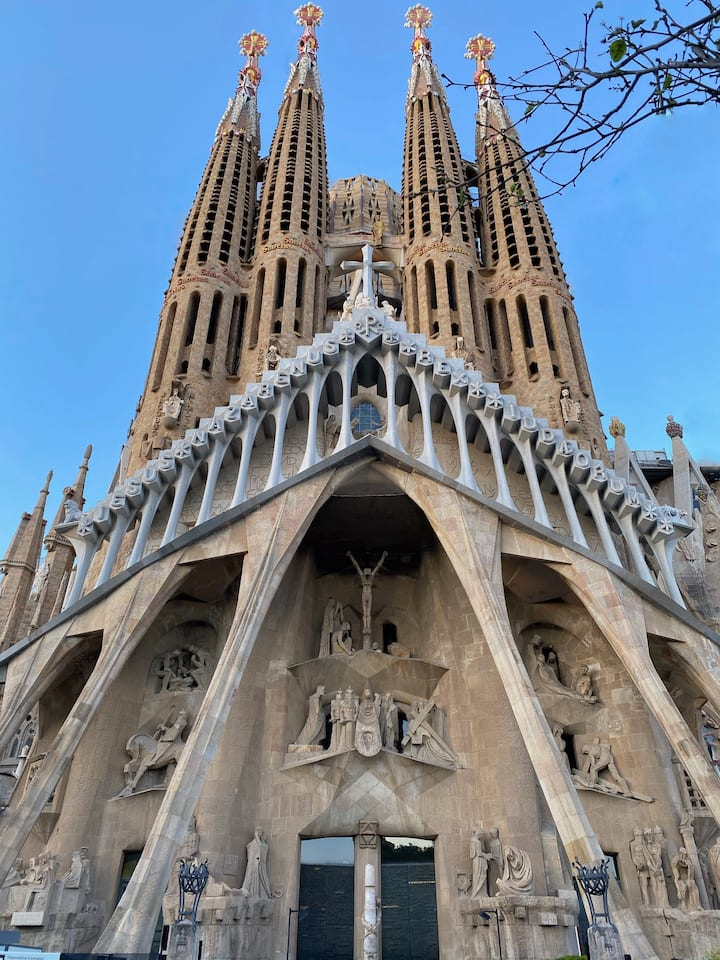 A true master piece in Barcelona