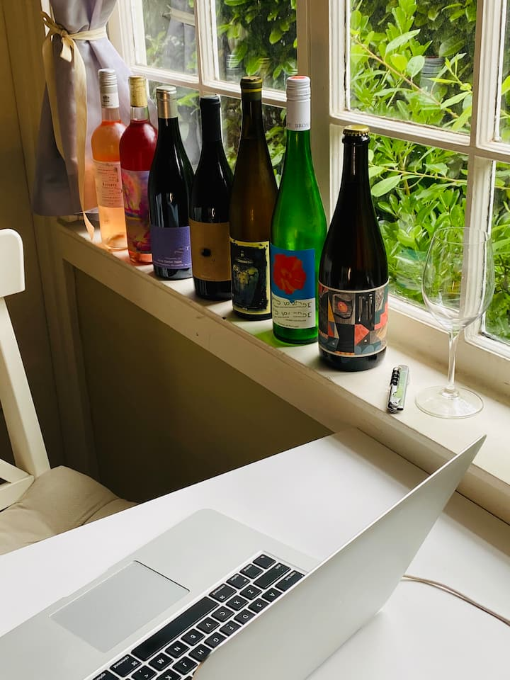 a new world of wine from your laptop