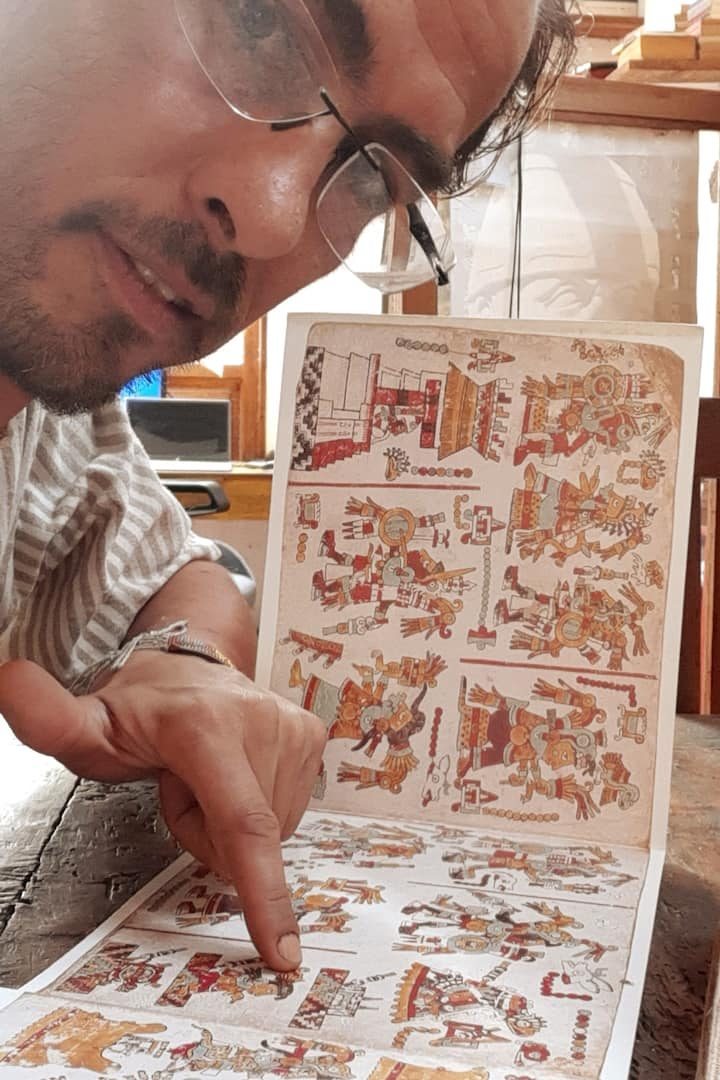 Reading the prehispanic Codex Nuttall