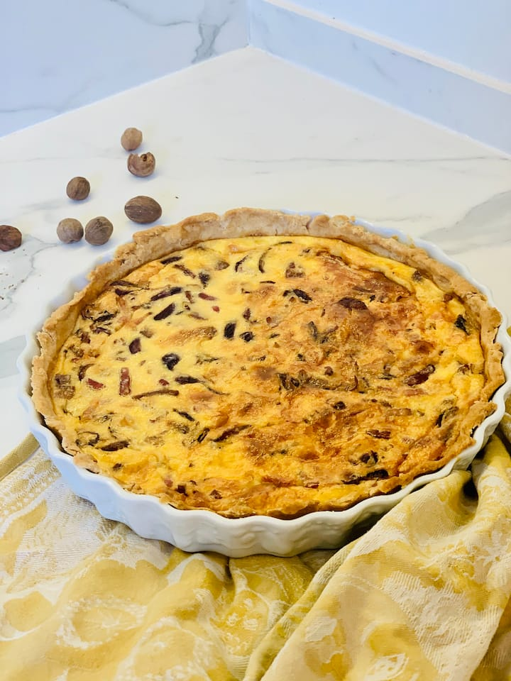 French quiche recipe