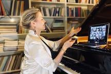 Piano Meditation Concert from Paris