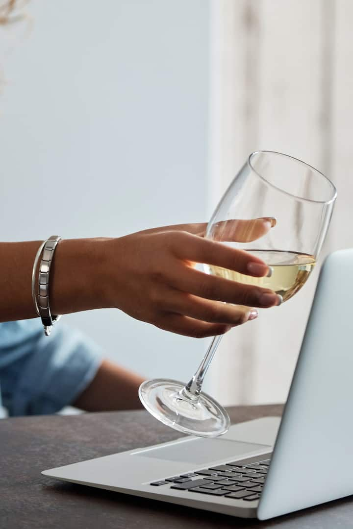 Connect with others over wine