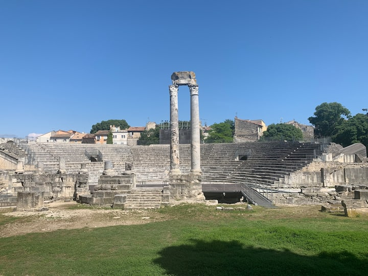 Teatro antigo