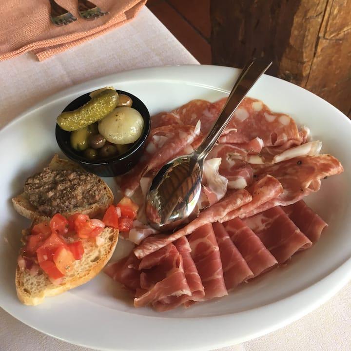 Tuscan Antipasto