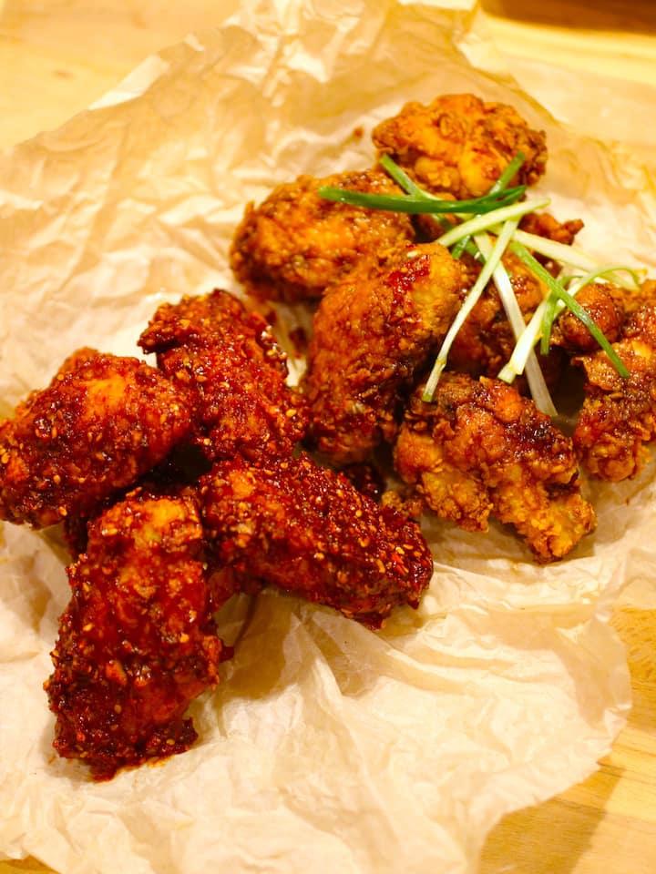 Korean Crispy Double Fried Chicken