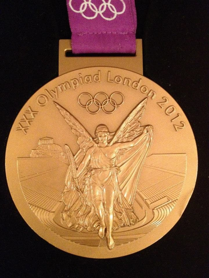 Olympic Bronze Medal, London 2012