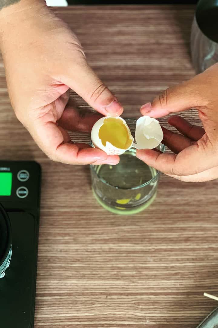 Breaking the organic chicken egg