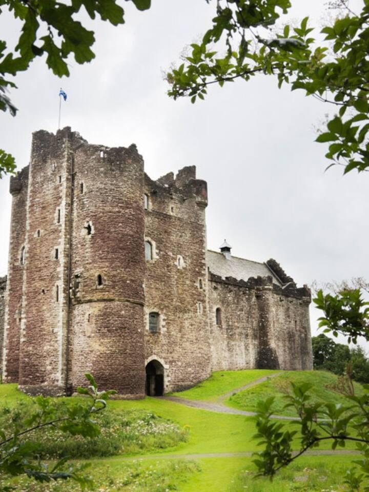 Doune Castle/Castle Leoch