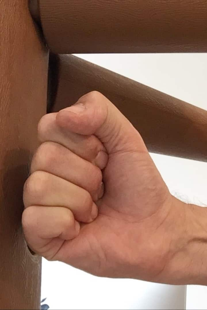 The Vertical Punch