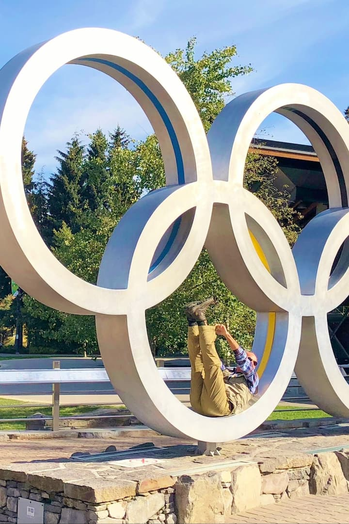 Enjoy Olympic sights!