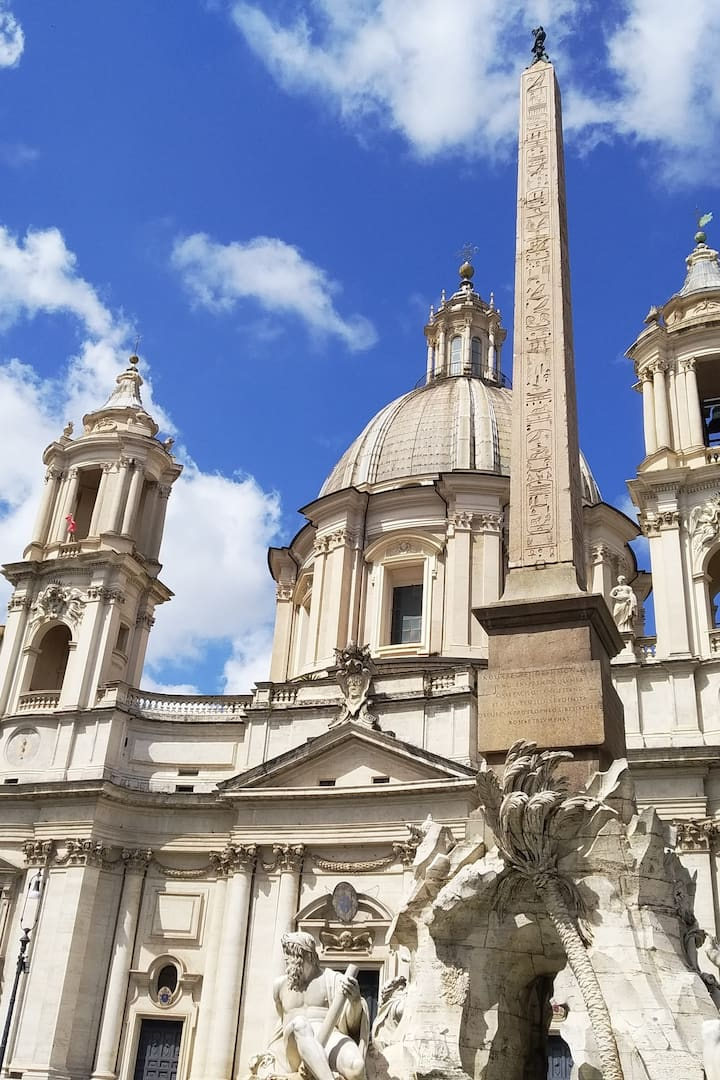 Sant'Agnese a Piazza Navona