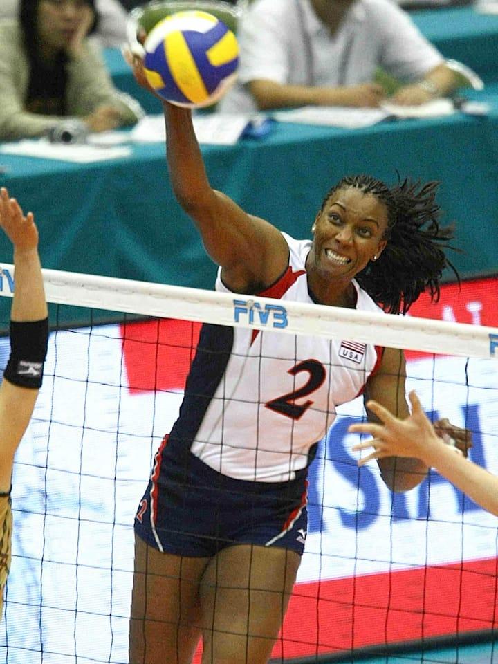 Volleyball Attacking Skills