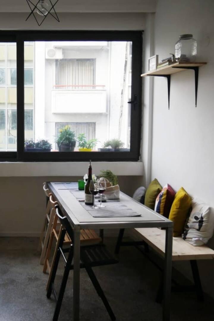 My place, Koliadros Kitchen.