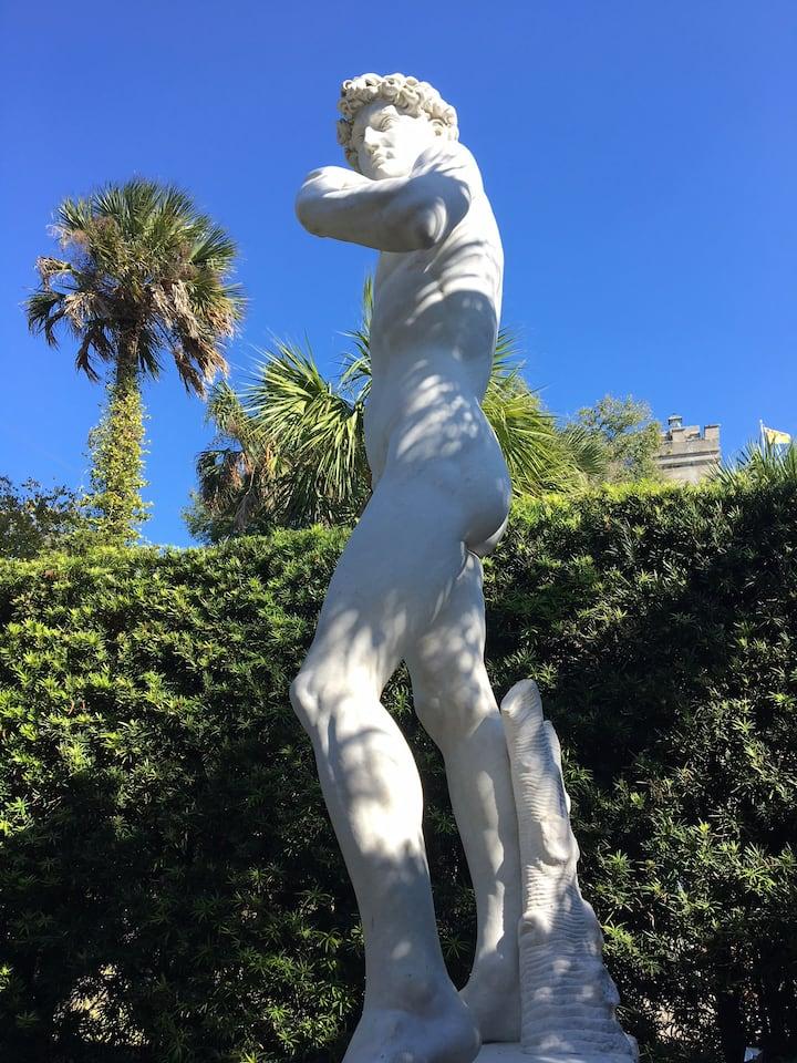 Michelangelo's Daivd Replica