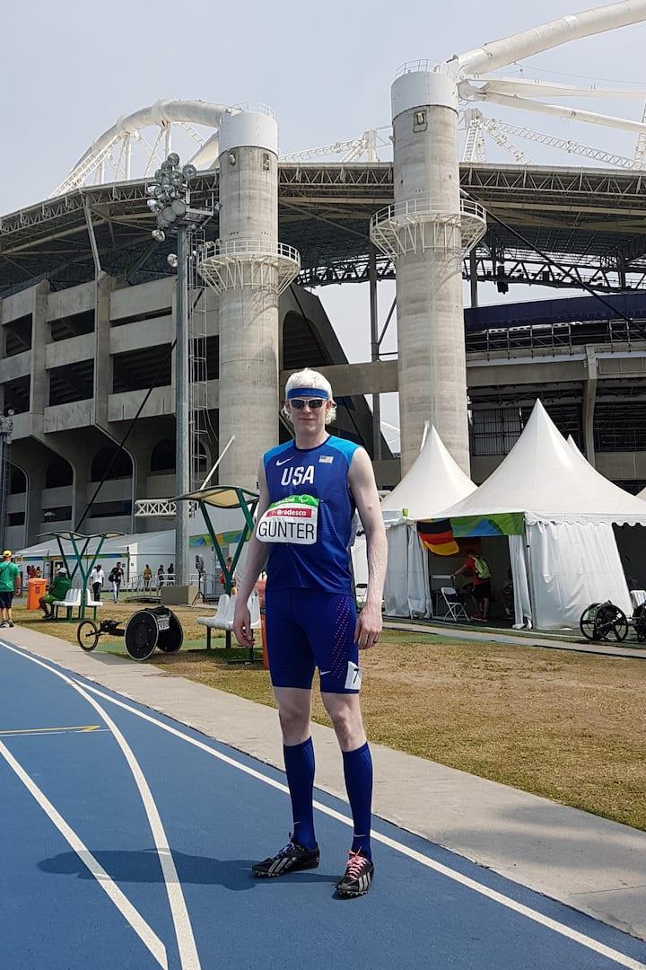 Olympic Stadium in Rio