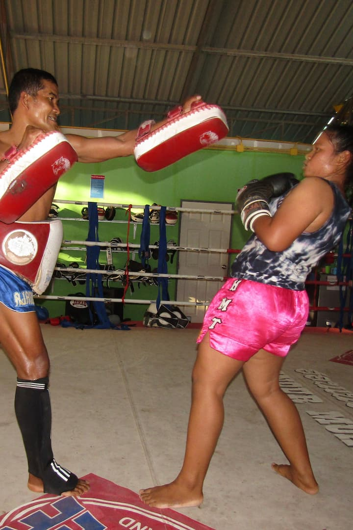 Muay Thai Experience Getting you hooked